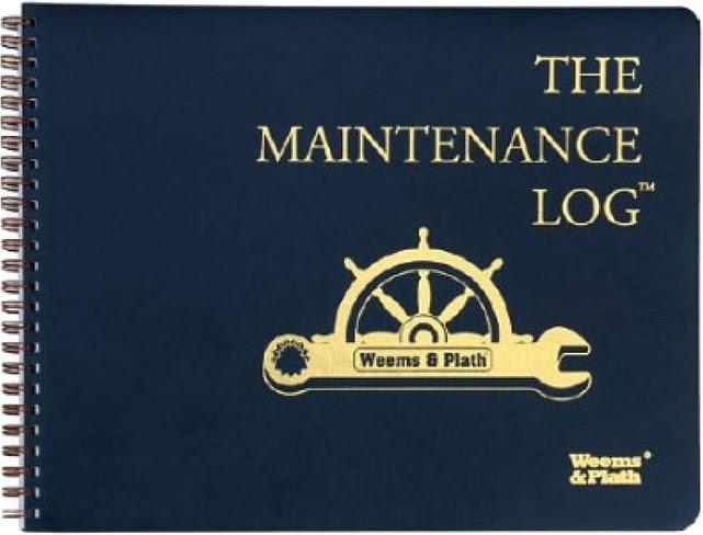 vessel maintenance log