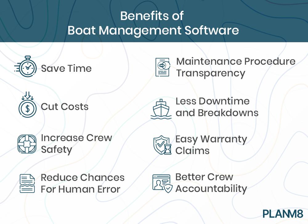 benefits of boat management software