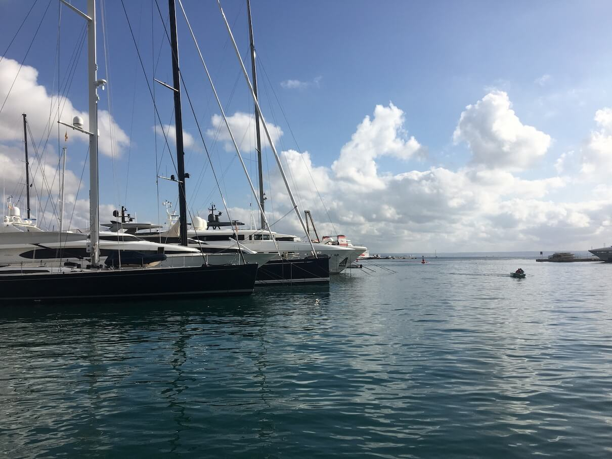 Yacht Maintenance Mallorca