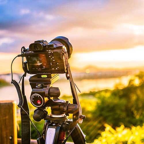 Med fjärrstyrda kameror kan du komma åt platser närsomhelst!
