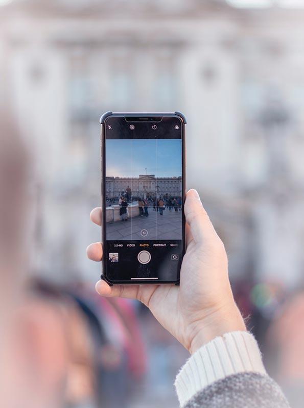 Filma med iphone går även för marknadsföring