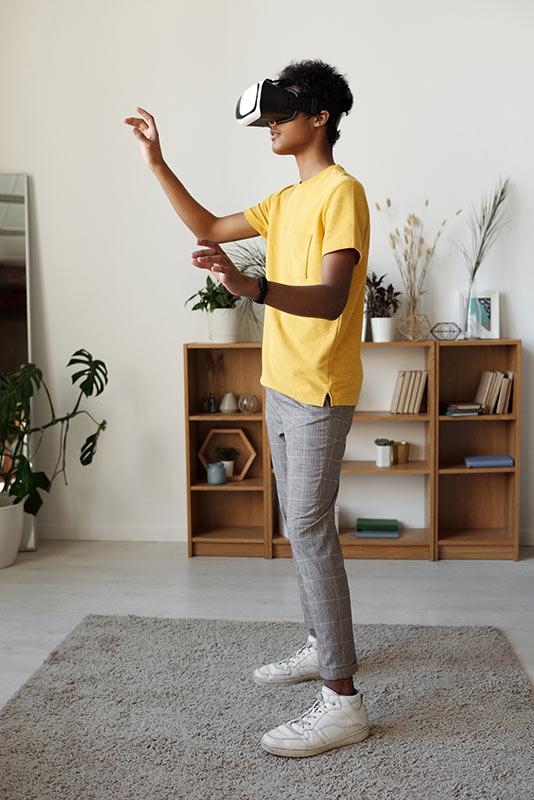 VR kan öppna nya affärsmöjligheter