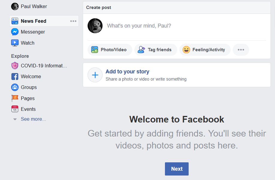 How to Post Facebook Stories On Business Page