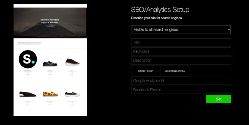 Design a website that drive traffic effectively with STANDOUT'S SEO tool out-of-the-box