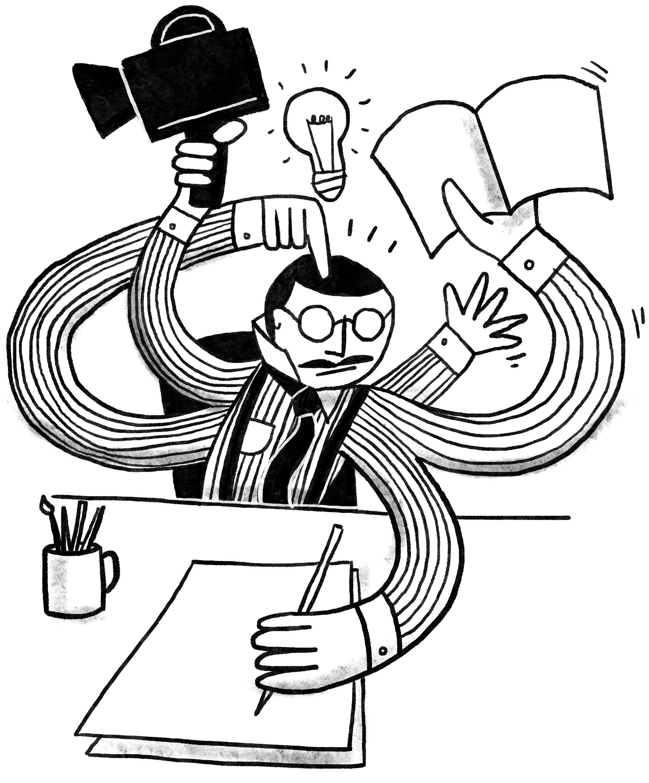 Dirección editorial y creativa