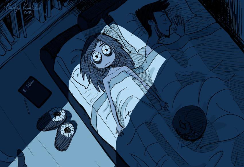 ¿Qué hacer cuando no puedo dormir?