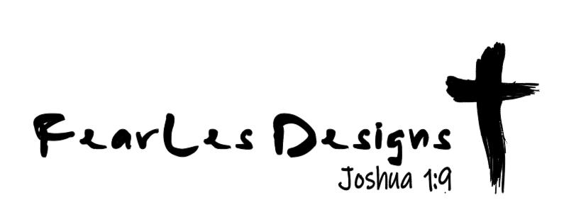 FearLes Designs Logo