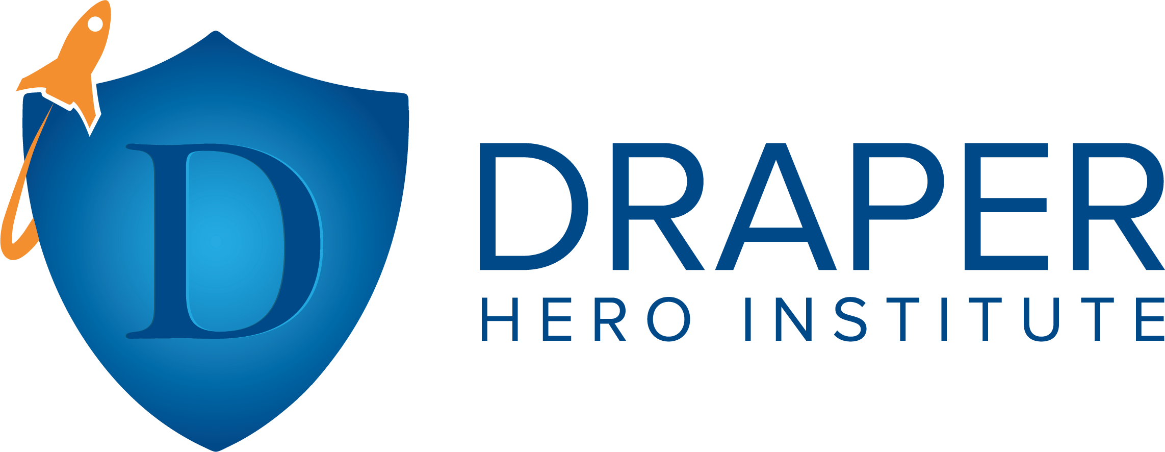 Draper Hero Institute logo full color