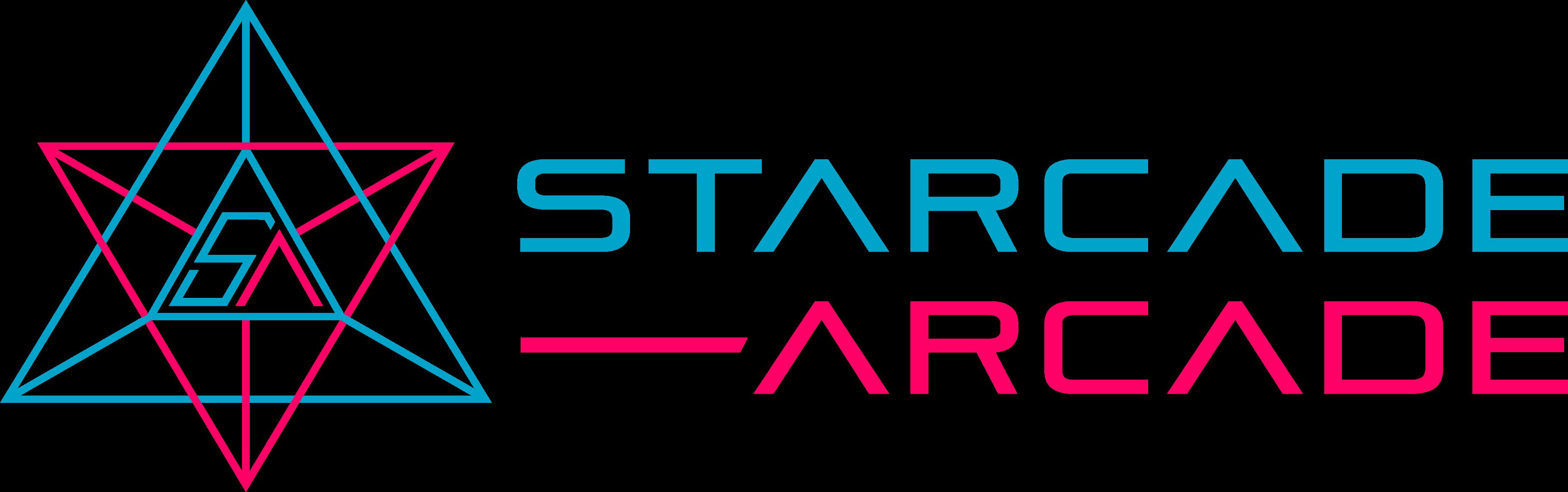 Starcade Arcade logo