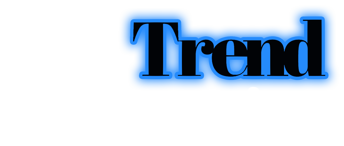 the logo of VR Trend Magazine, the first and biggest digital and printed magazine about virtual reality