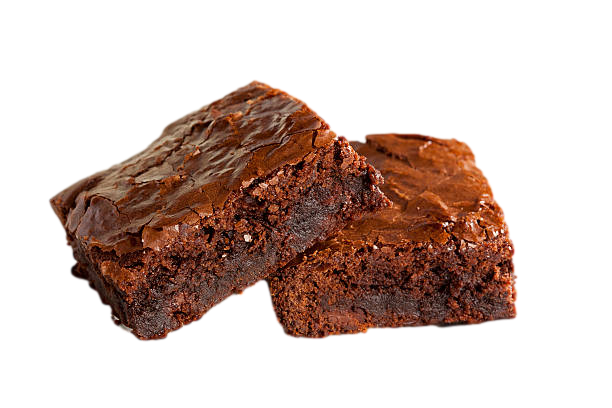 Flourless 70% Chocolate Brownie (we even give you treats!)