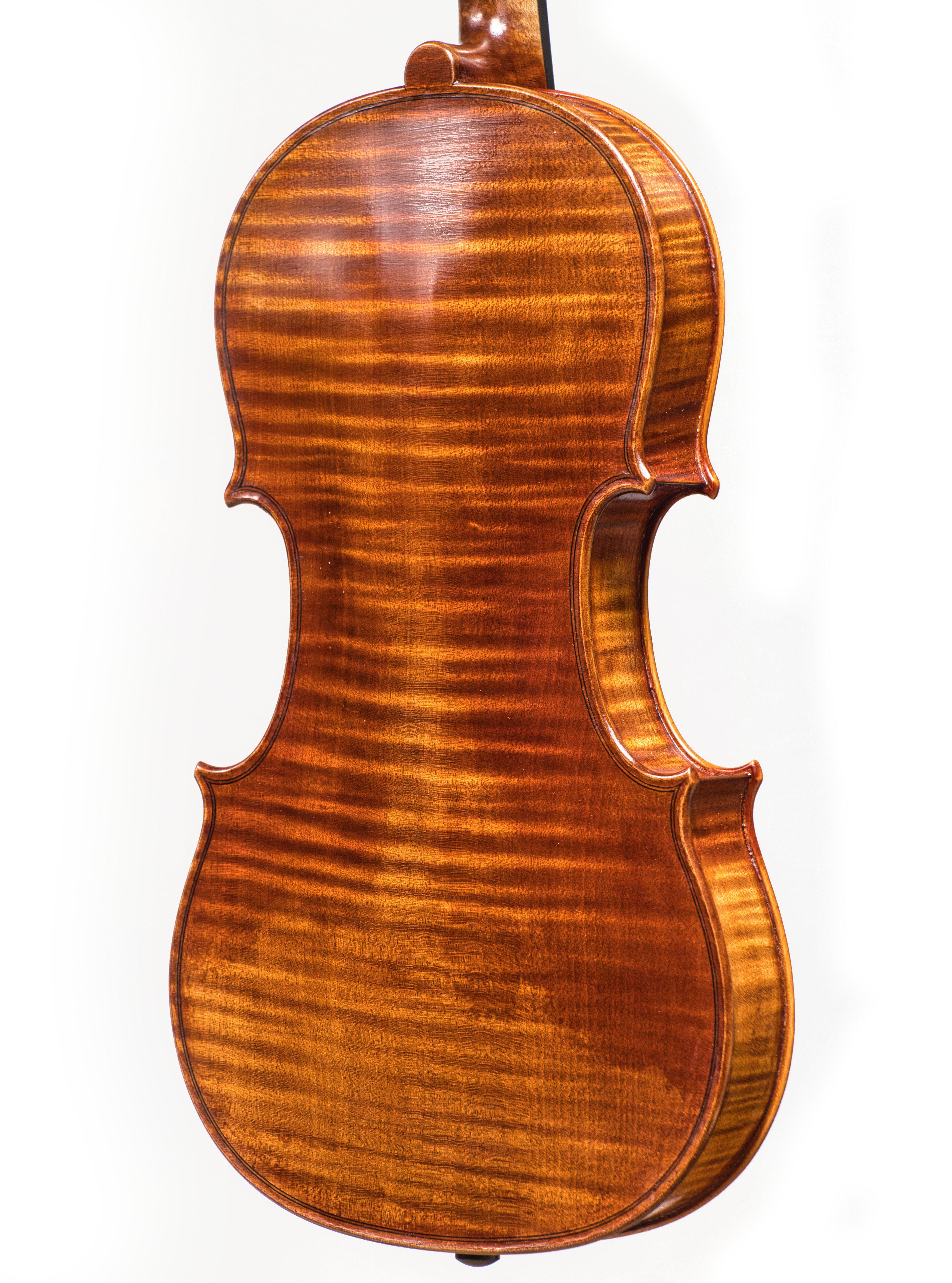 violin maker uk