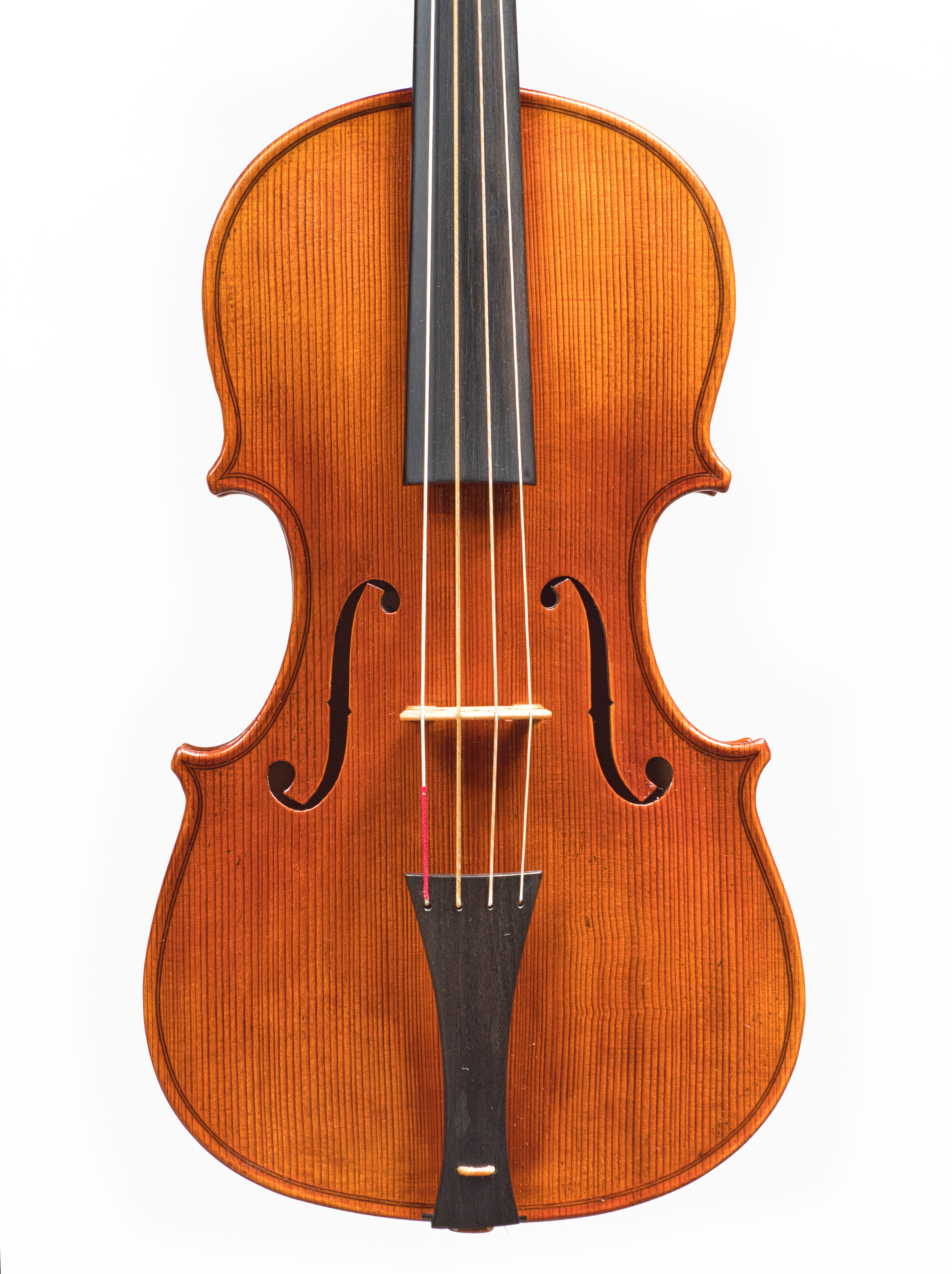 Baroque Violin by Arnaud Giral, 2018