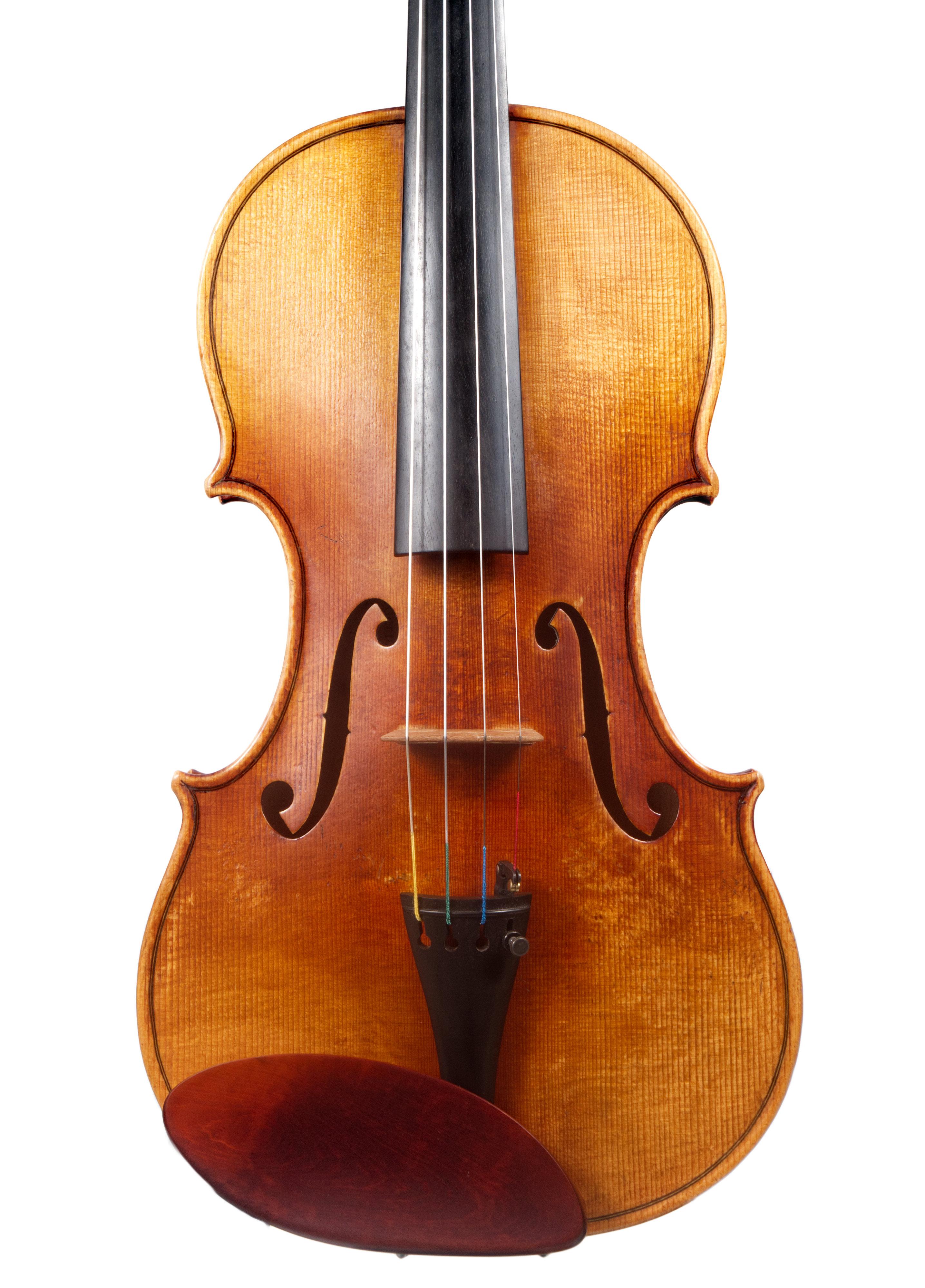Violin by Frédéric Chaudière, 2016