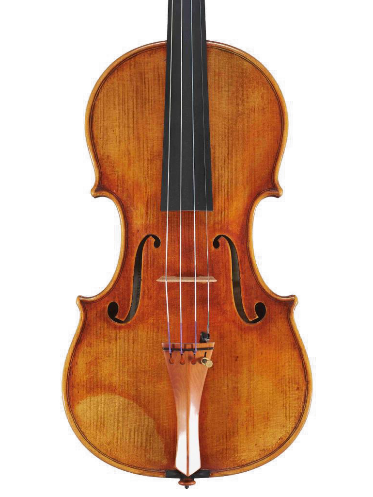 Violin by Daniele Tonarelli, 2020