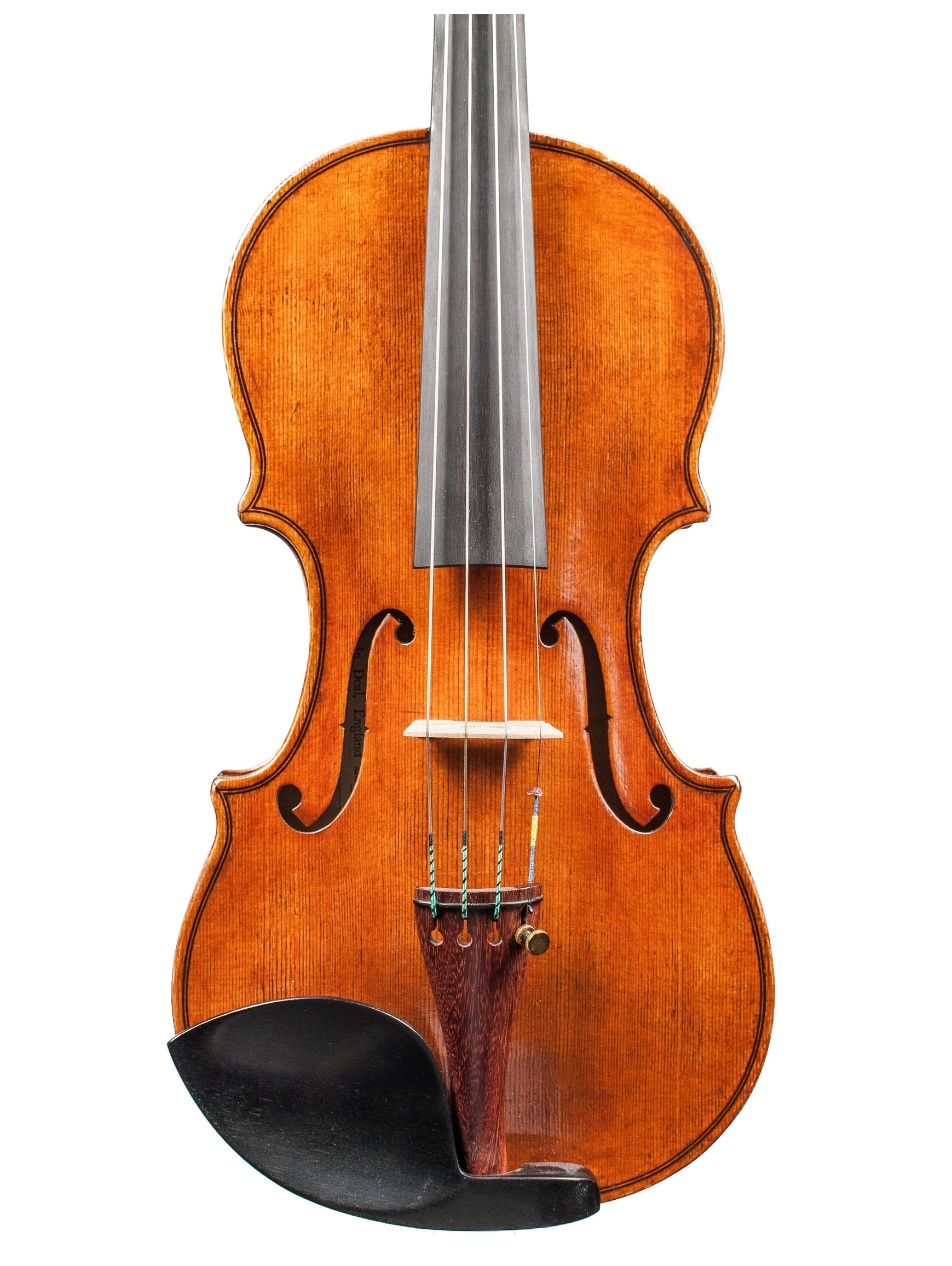 7/8 Violin by Colin Cross, 2019