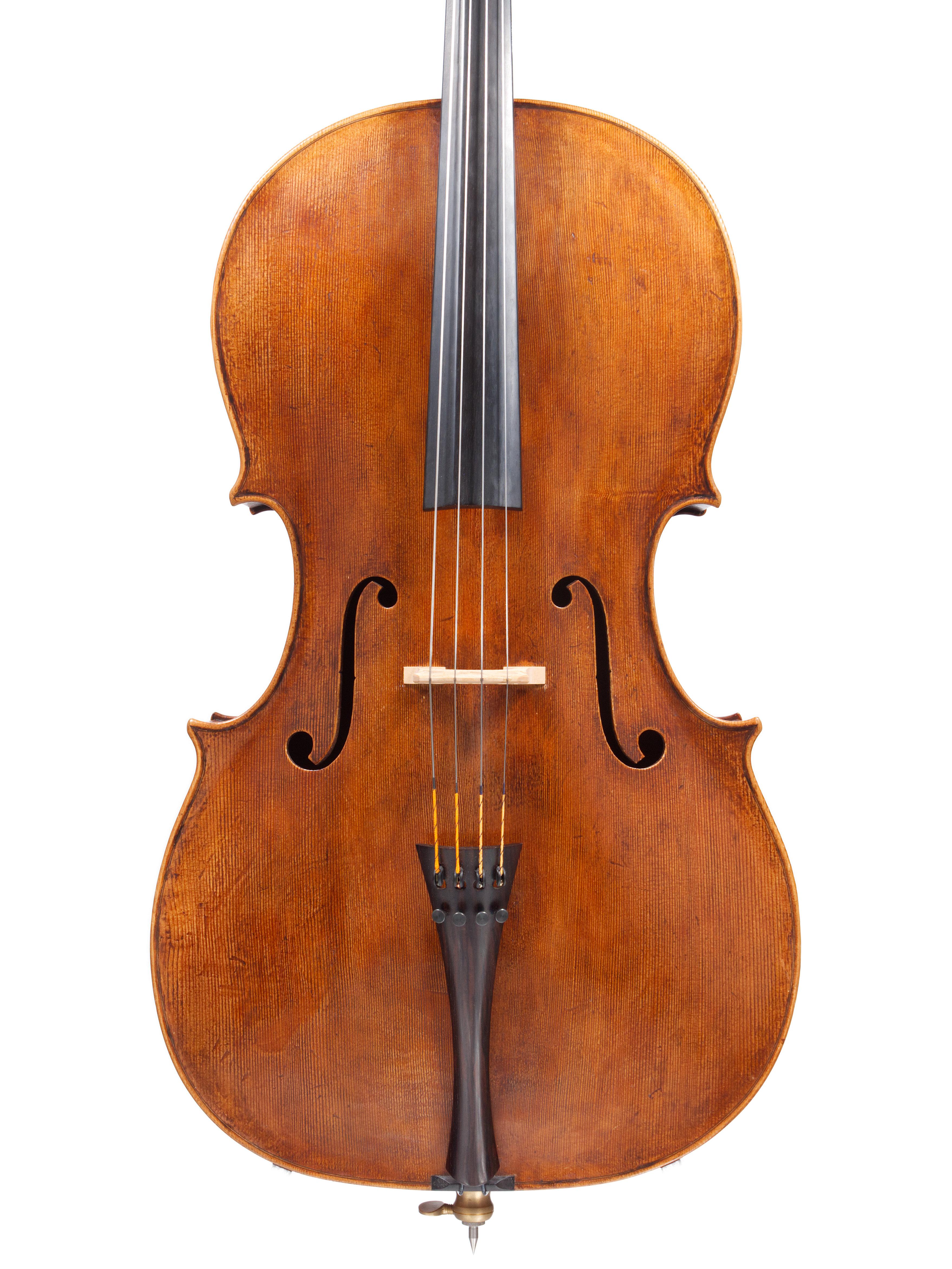 Cello by Douglas MacArthur, 2017