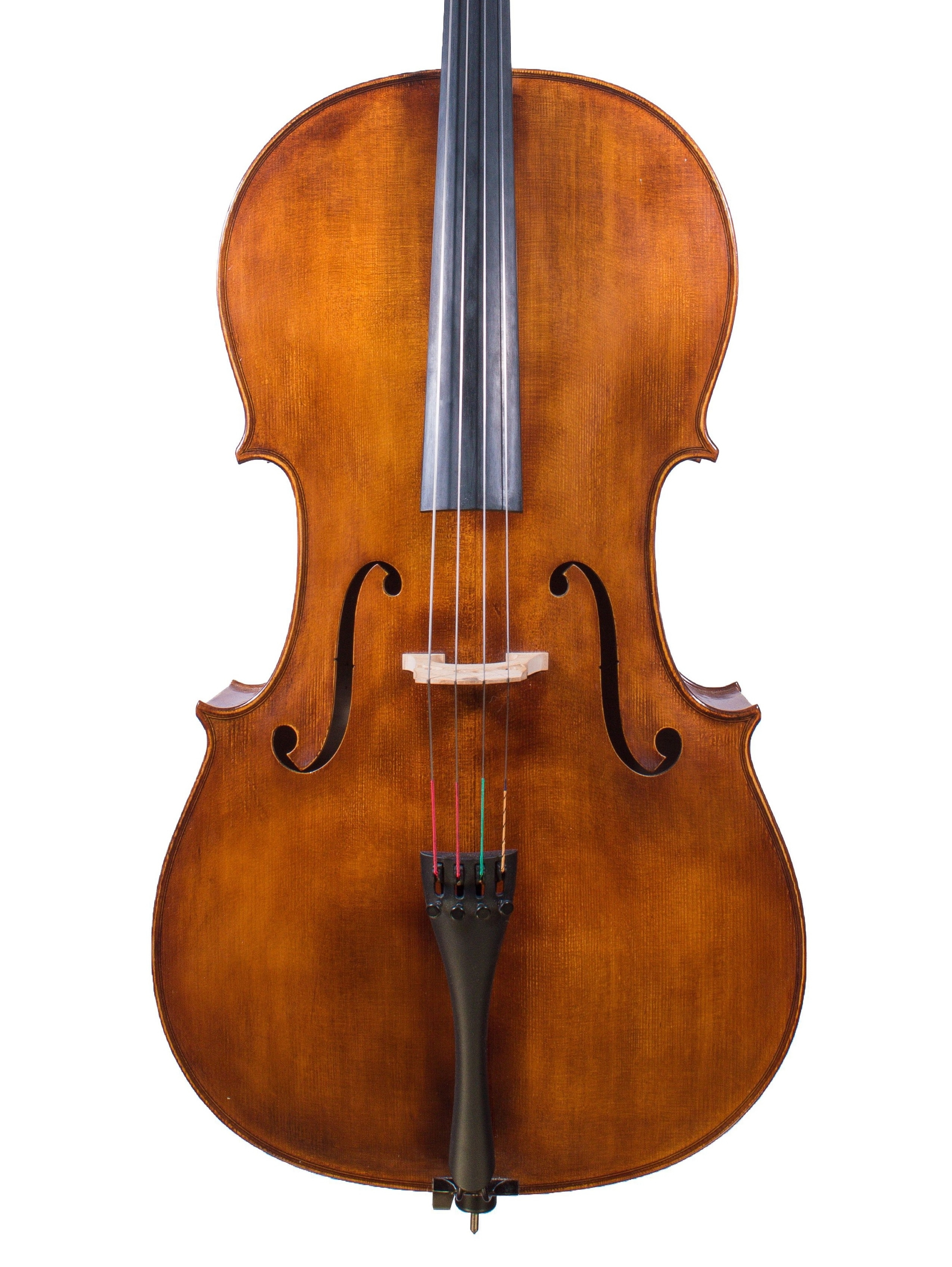 Cello by Luc Deneys, 2015