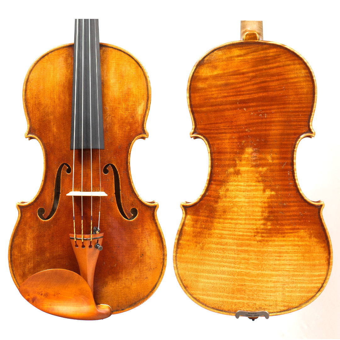 The Legendary Guarneri 'Del Gesu': A Favourite Among 21st Century Makers