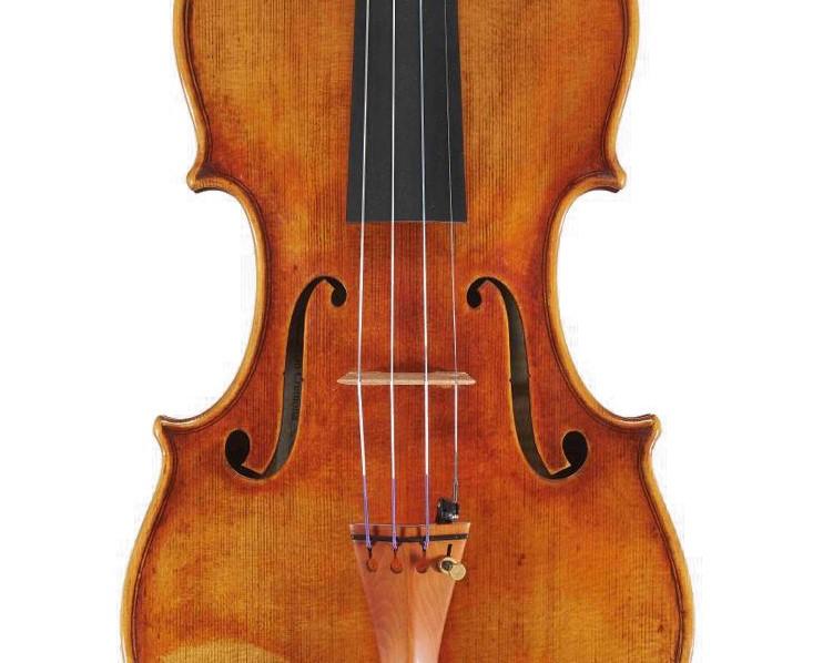 tonarelli violin