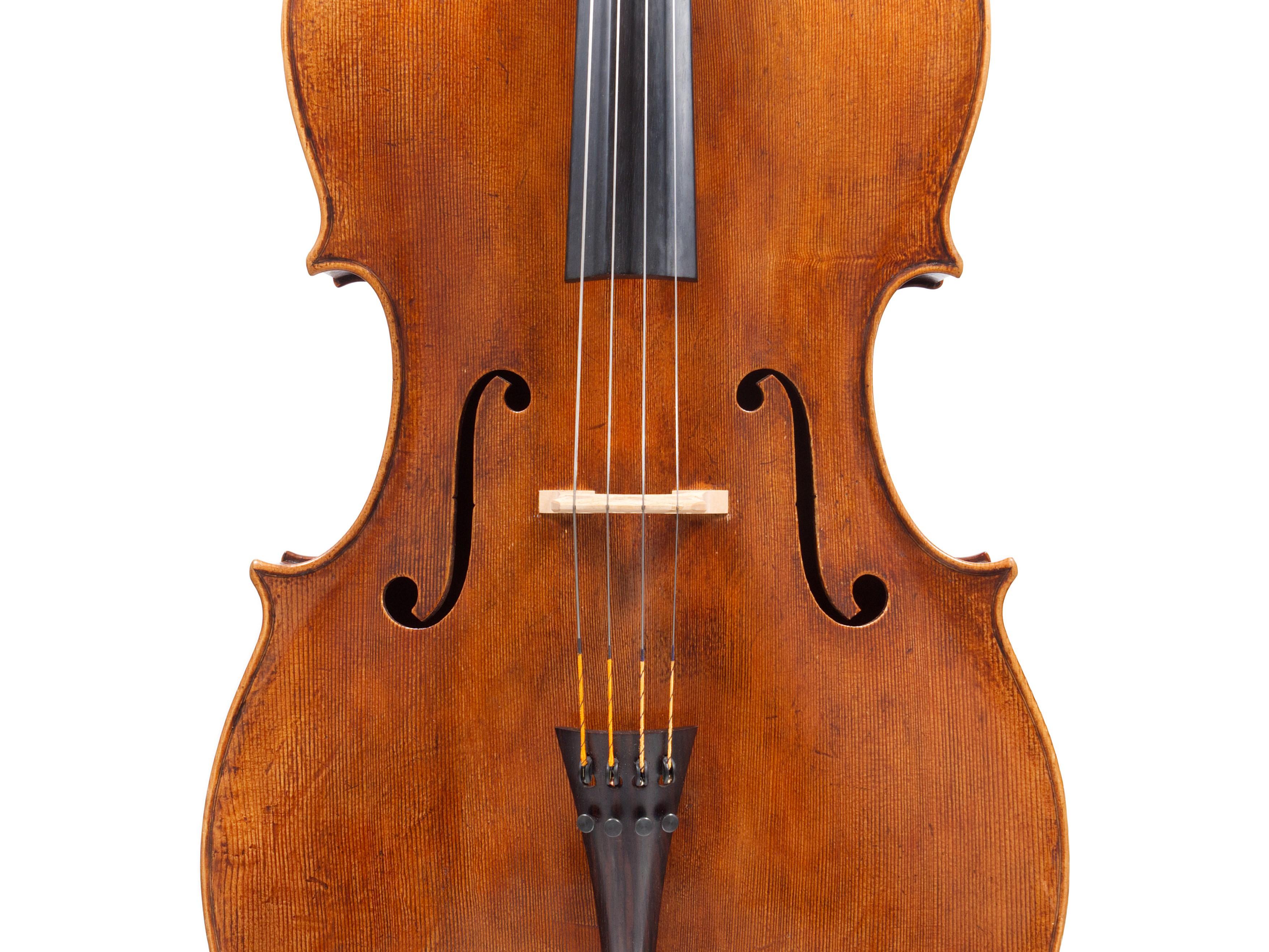English cello