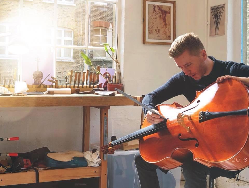 cello adjustment