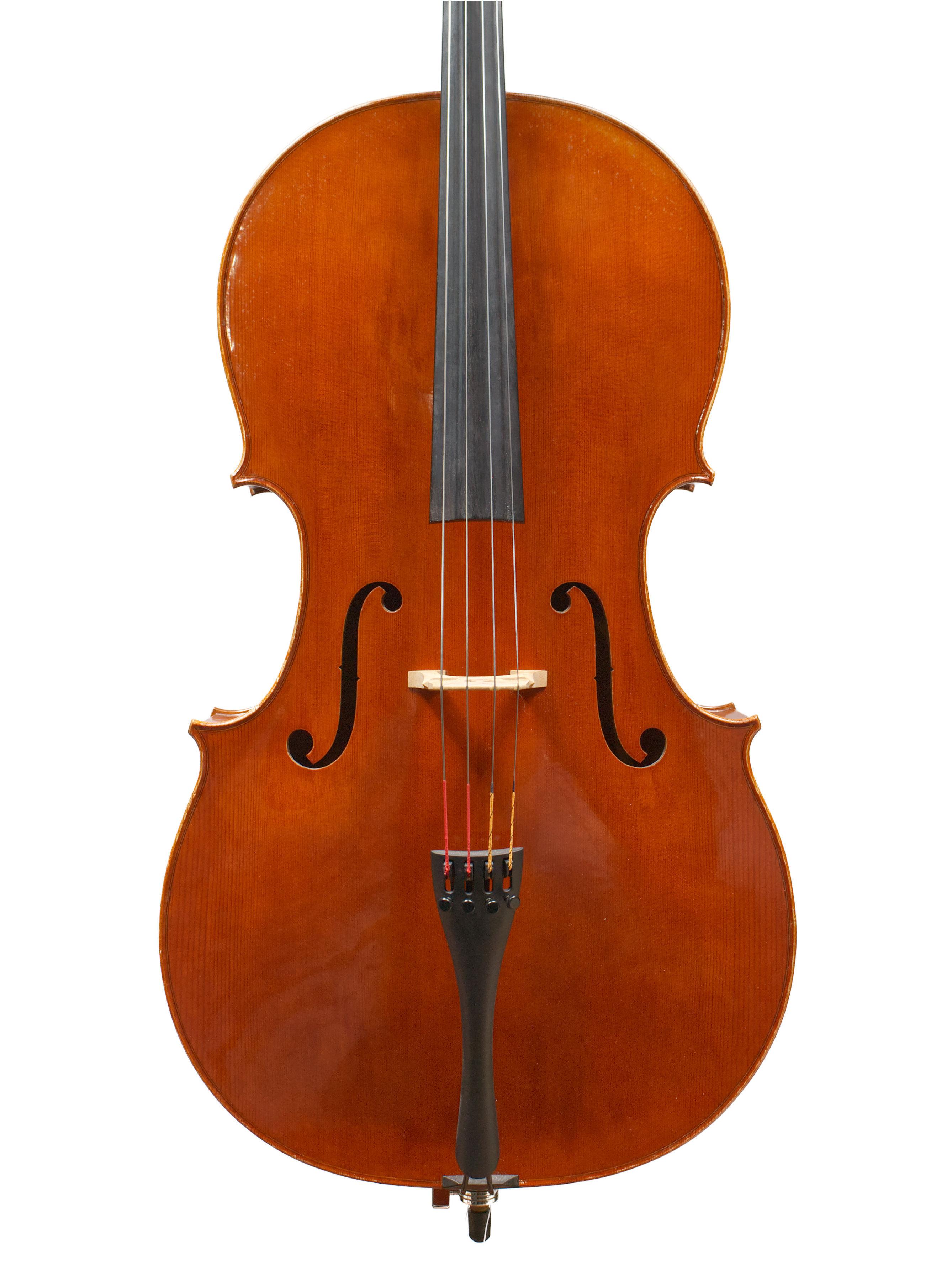 Cello by Matthias von Wallbrunn, 2011