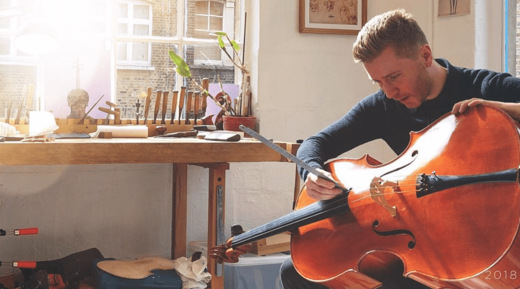 4 Exciting British Violin Makers and Their Instruments