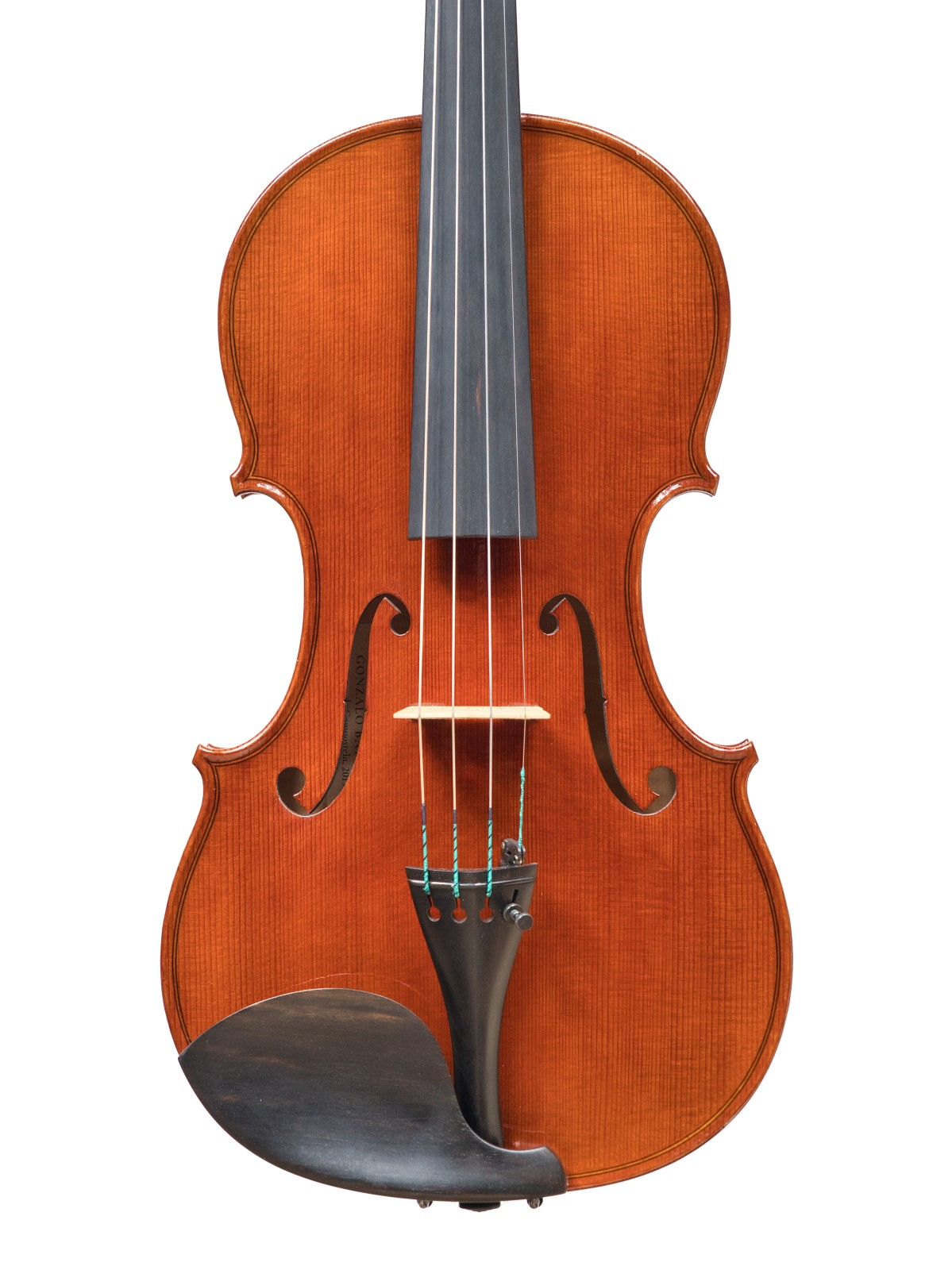 Violin by Gonzalo Bayolo 2019