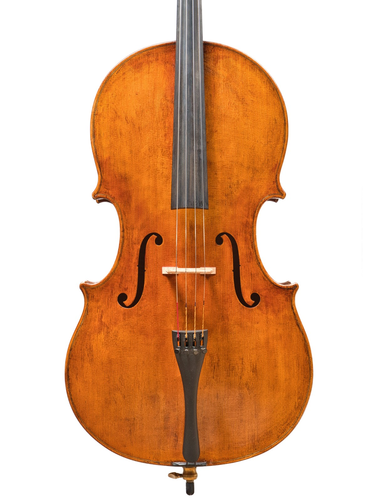 Cello by Yael Rosenblum Ex-Harrell Montagnana, 2020
