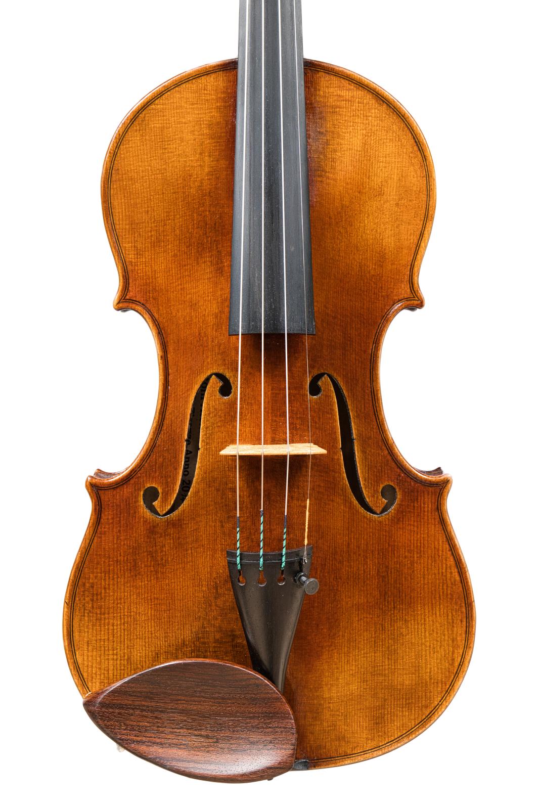 Violin by Antoni Ruschil, 2014 'L'Albero Fiorito'