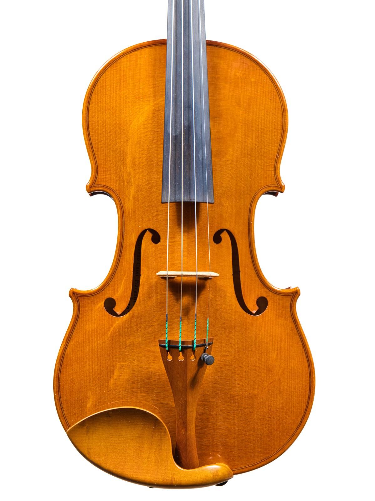 Violin by Lorenzo Cassi, 2021