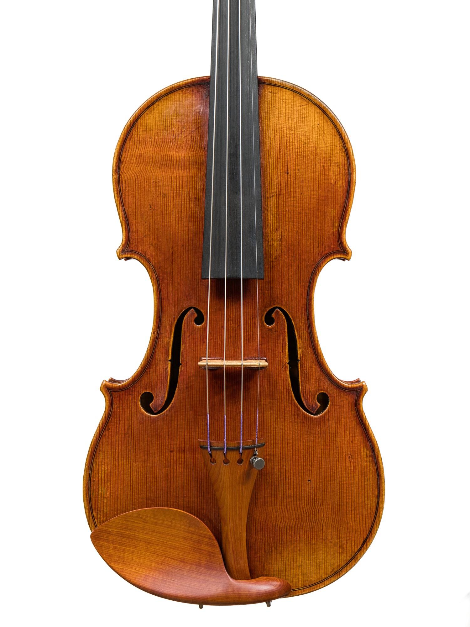 Violin by Joseph Curtin, 2021
