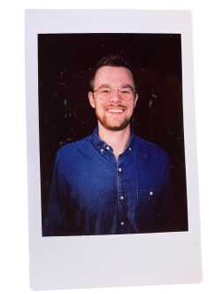 Shane Murphy portrait photo