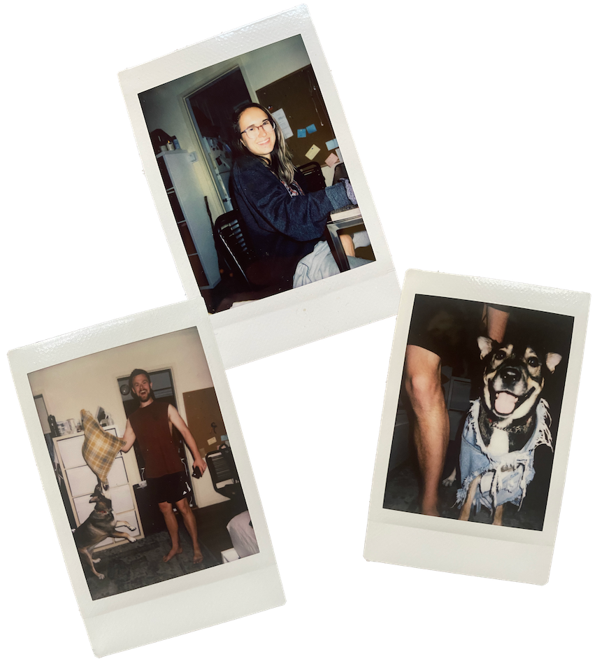Cute photos of Kelly Shane and their Puppy CC