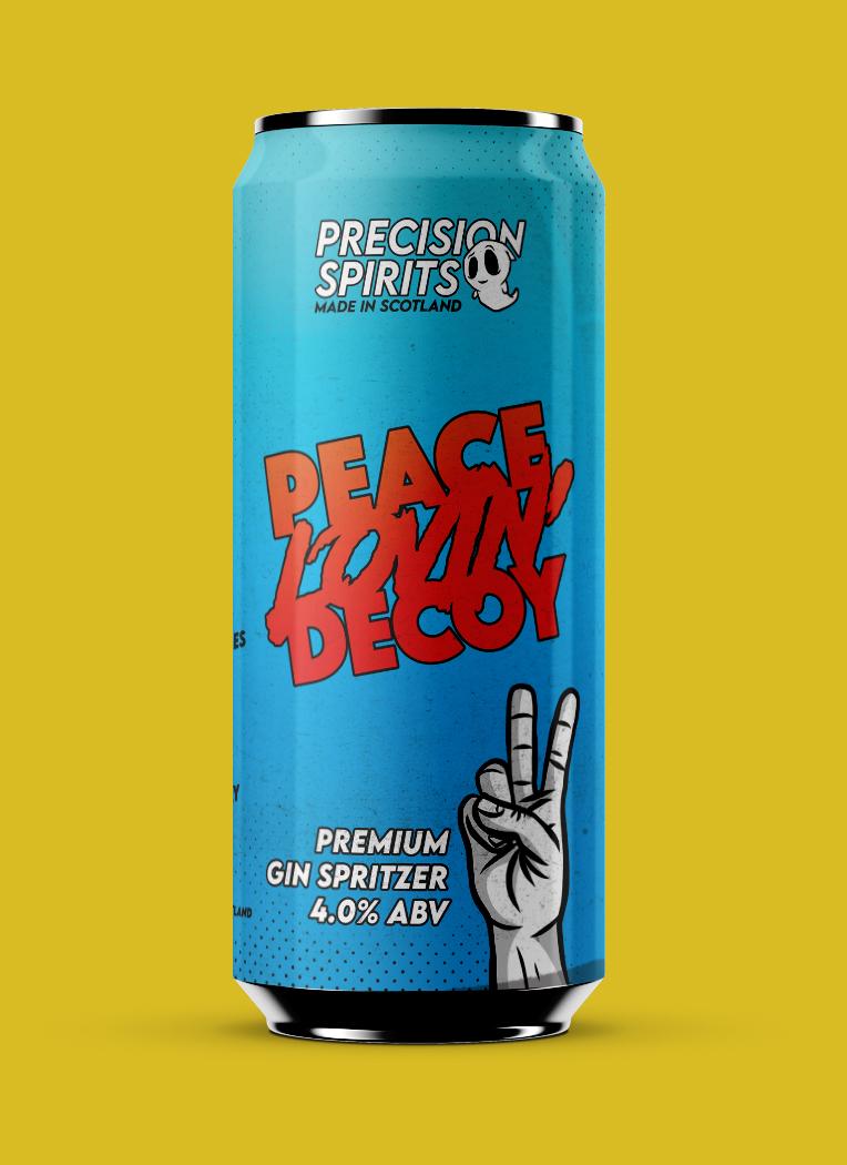Peace Lovin' Decoy