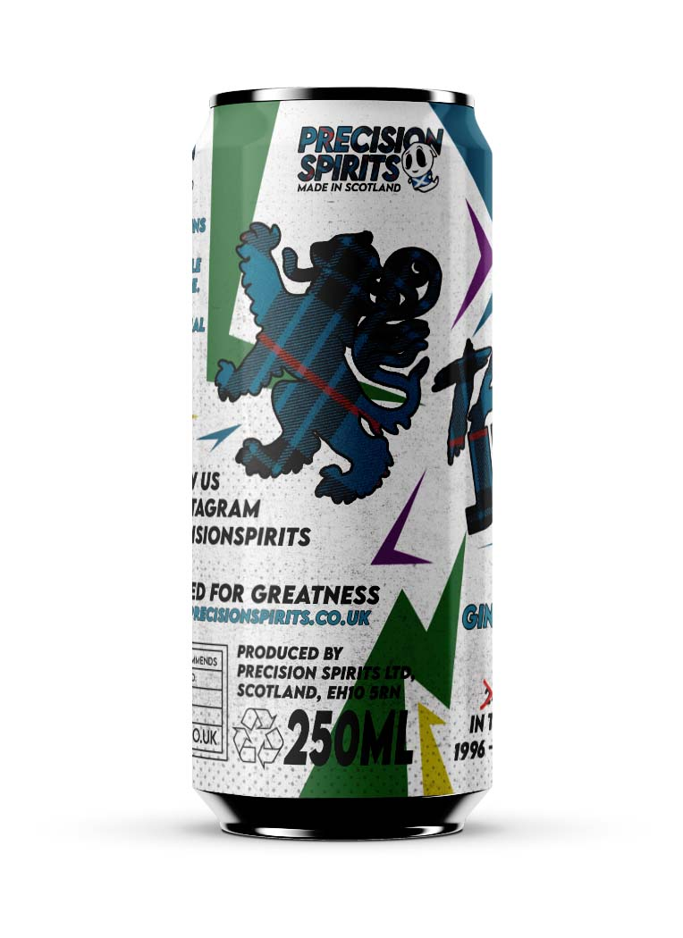 Product Image - Tartan Juice Gin Spritzer