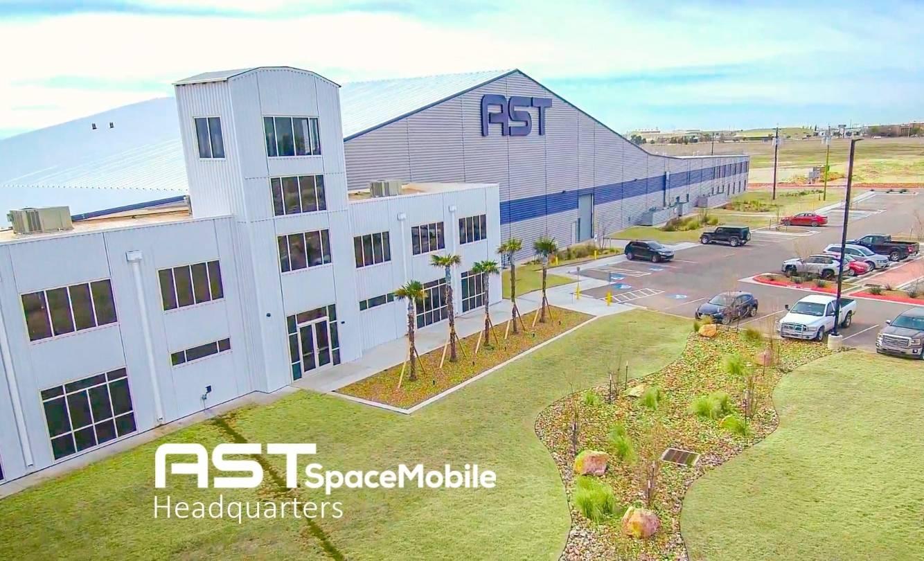 AST Spacemobile headquarters in texas