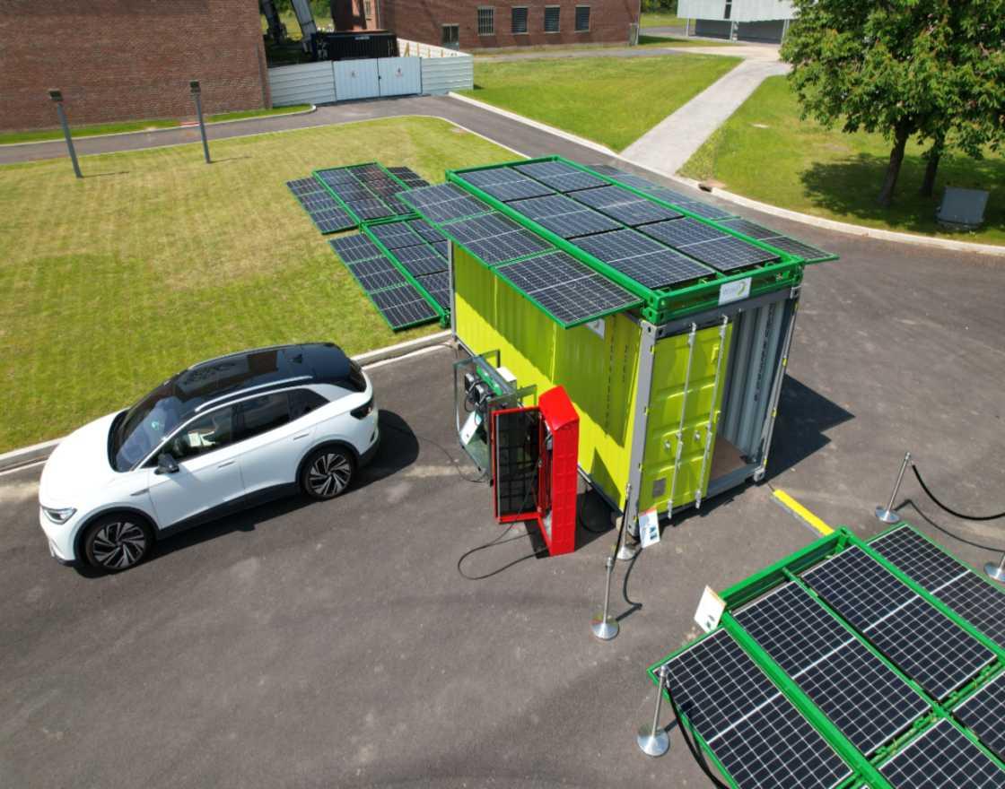 Revolt Energy Green