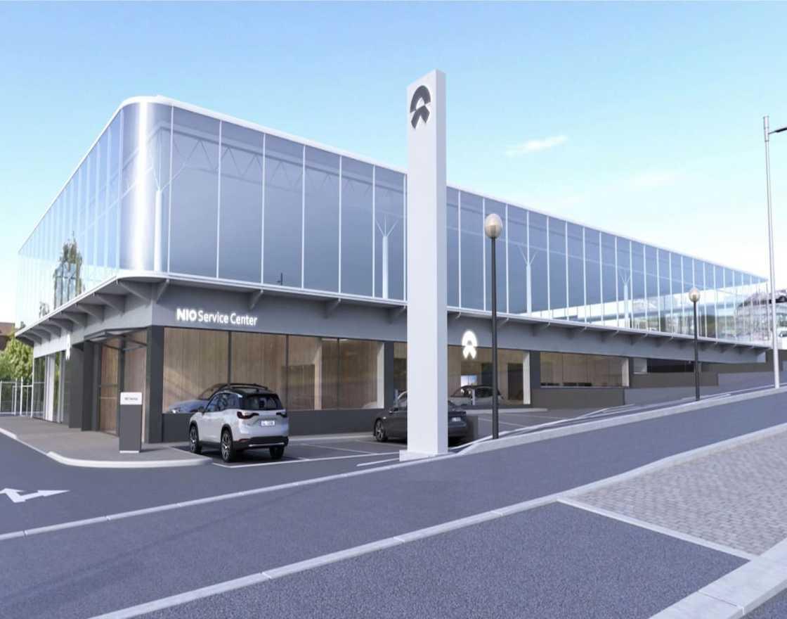 Nio Service Center