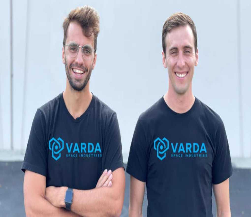 Varda co-founders Delian Asparouhov, left, and Will Bruey.