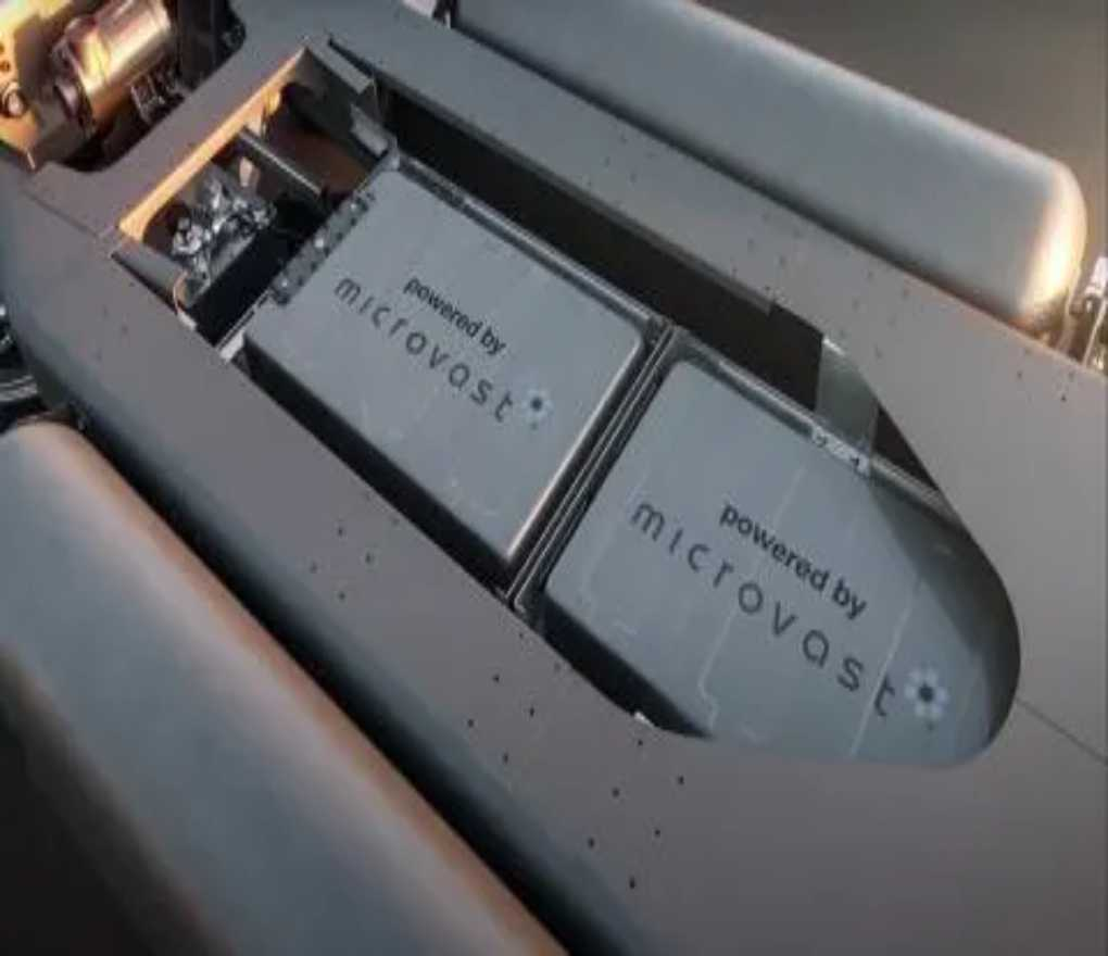 Microvast battery solution