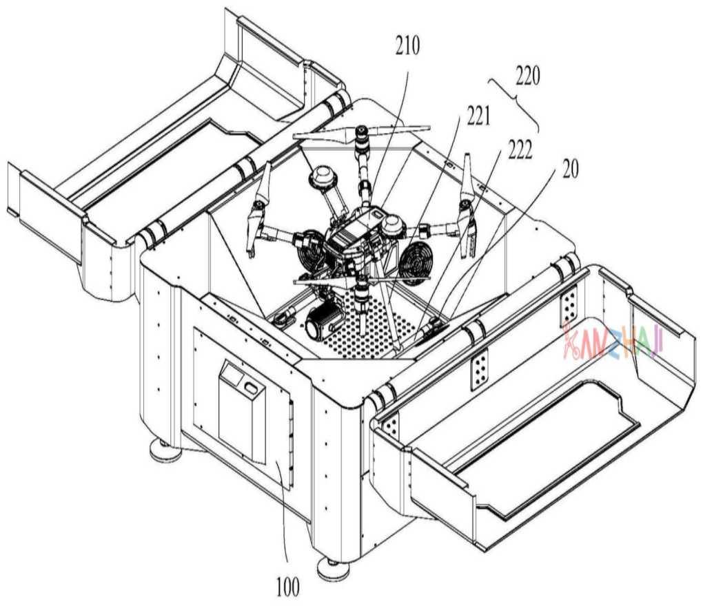 Drone-in-a-box