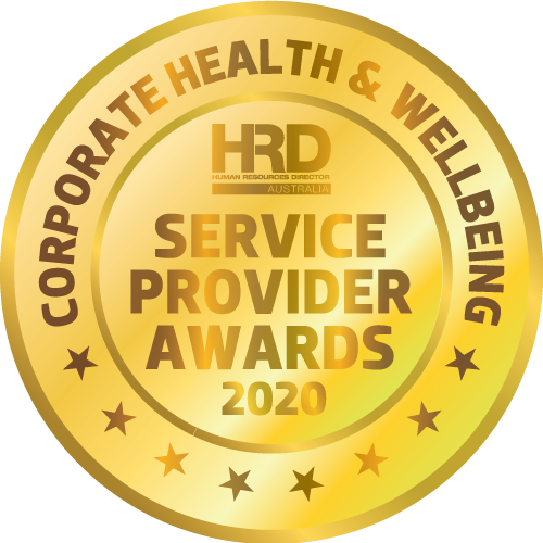 HRD Service Provider Gold Medal Corporate Health & Wellbeing