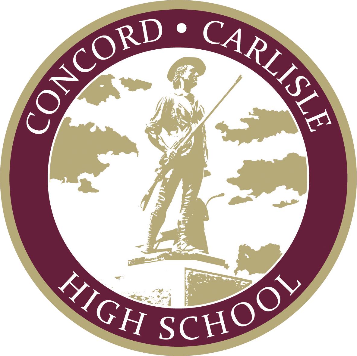 High school team logo