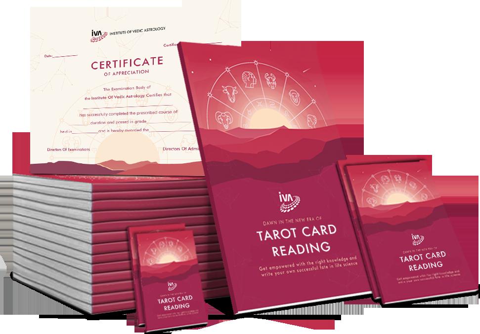 tarot card reading books & certification course
