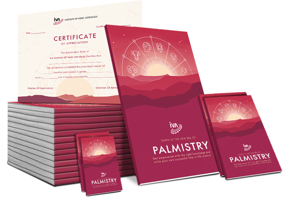 palmistry books and certification