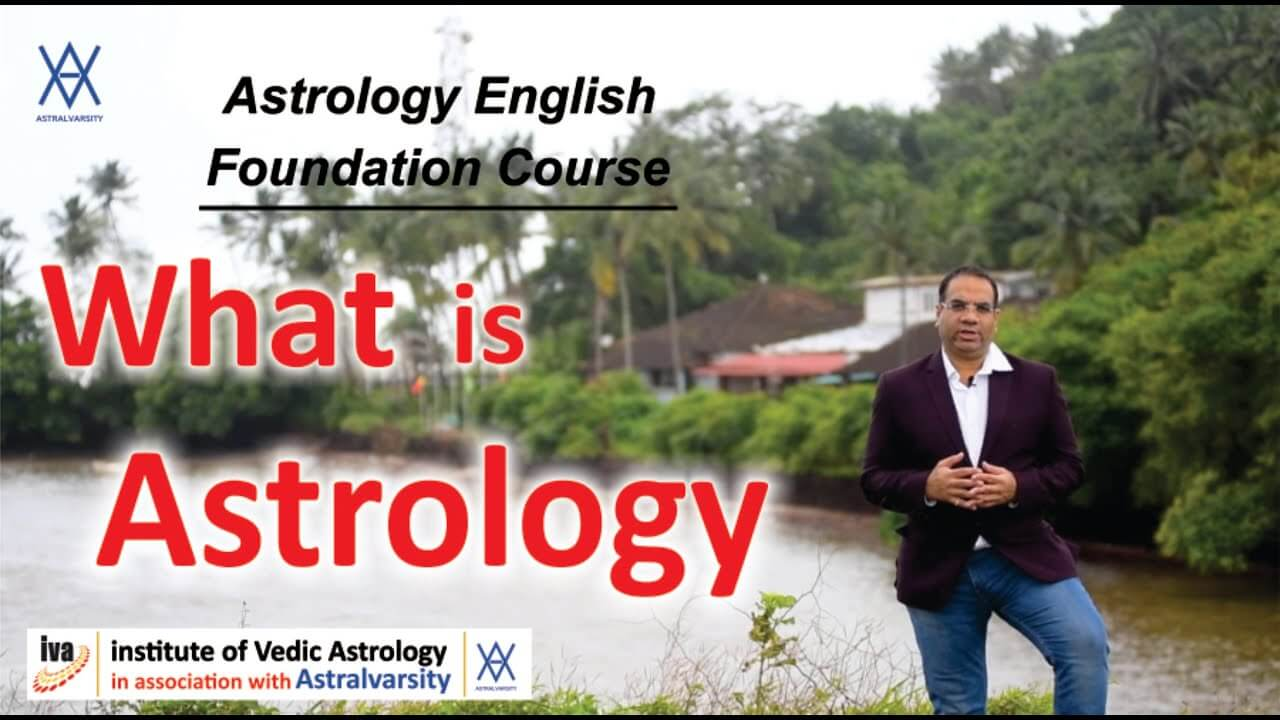 vedic astrology courses - what is astrology