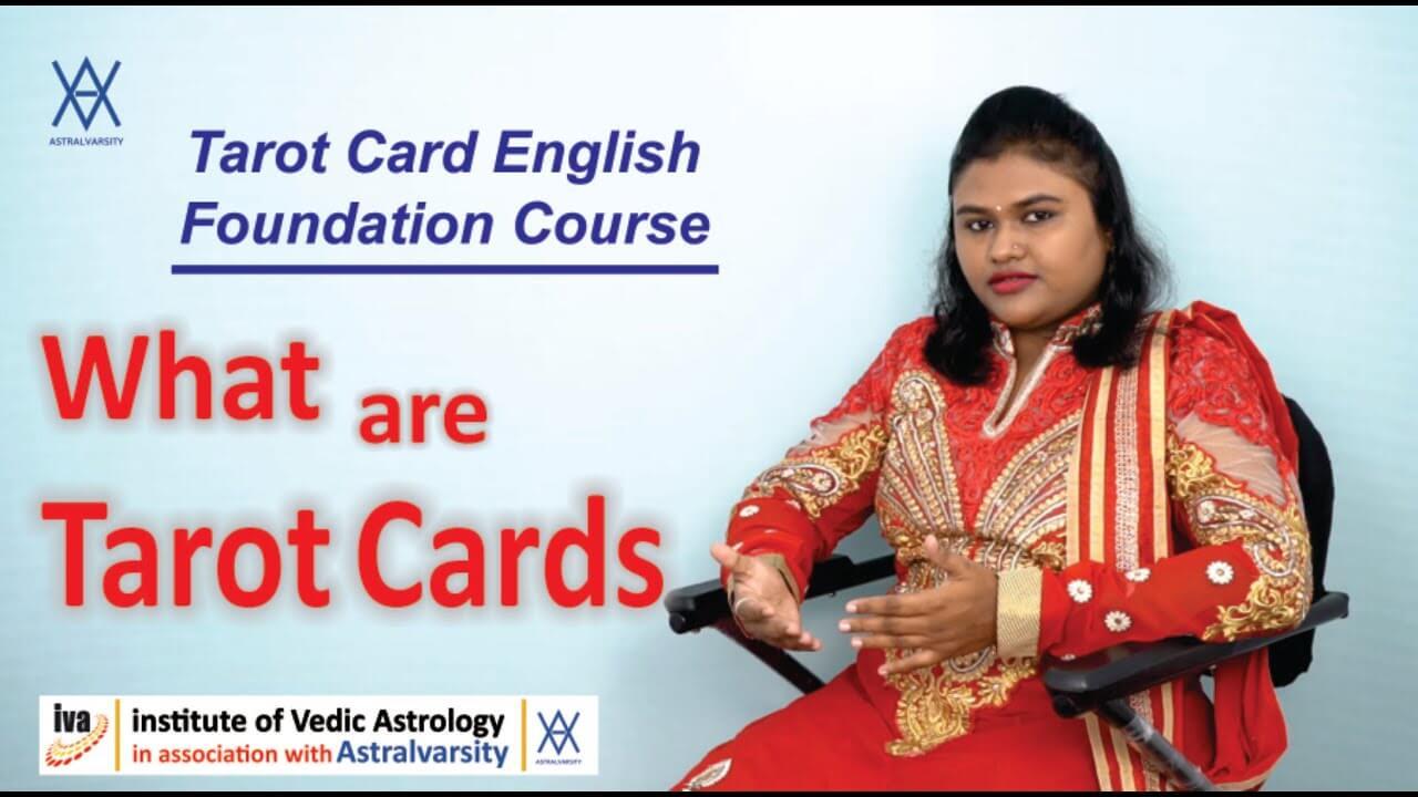 Tarot card reading classes - what are tarot card?