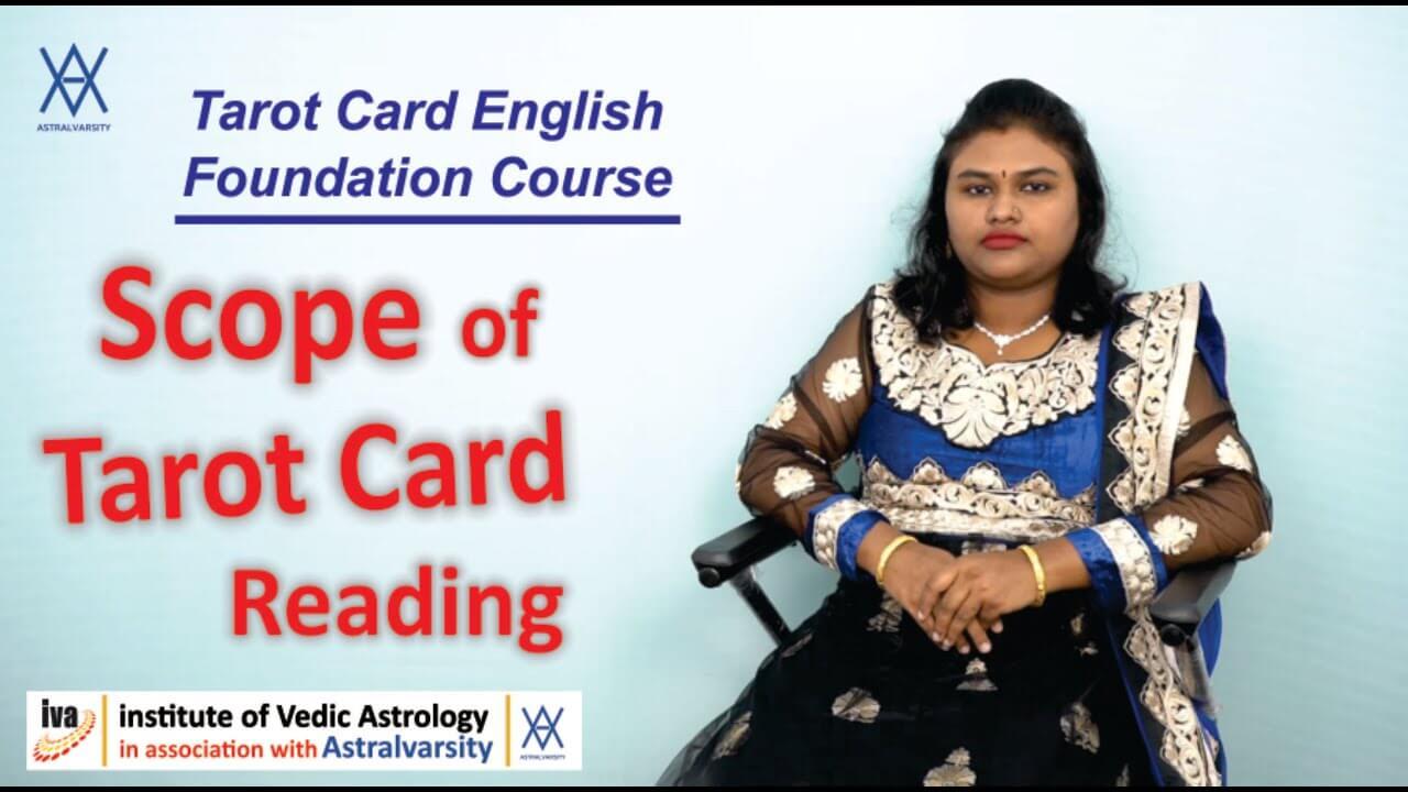 Tarot card reading classes - scope of tarot card reading